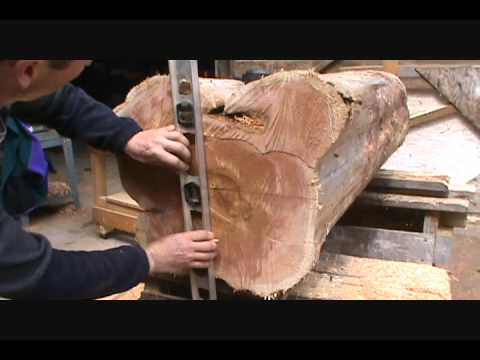 Log Bench  Part 1of 3