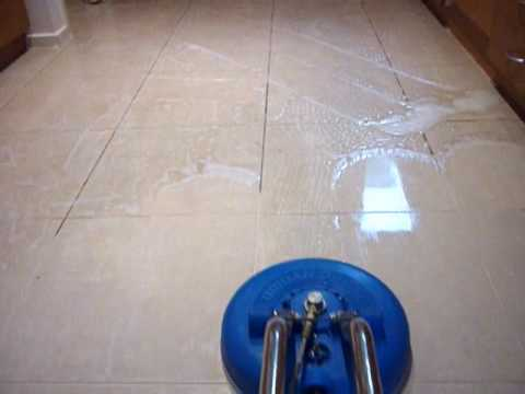 Porcelain Tile Cleaning