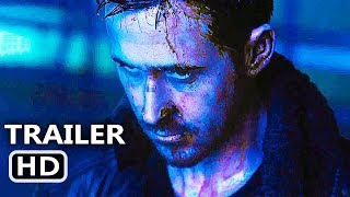 BLADE RUNNER 2049 Trailer # 2 TEASER (2017) Ryan Gosling, Harrison Ford Movie HD
