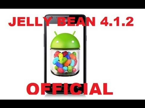 Galaxy S2 Android 4.1.2 Official Stock
