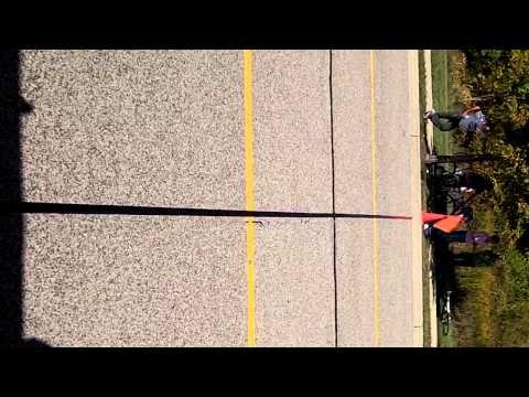 2012 Fall Fling - Crit #2 - Race #5 - Finish Line