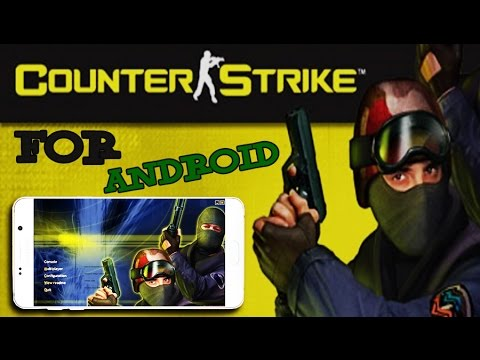 Cara Download dan Instal Game Counter Strike 1.6 di Android Full Version
