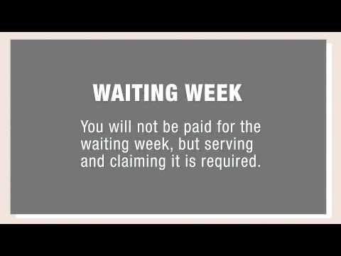 What is A Waiting Week?