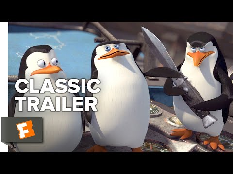 Madagascar: Escape 2 Africa (2008) Trailer #1 | Movieclips Classic Trailers