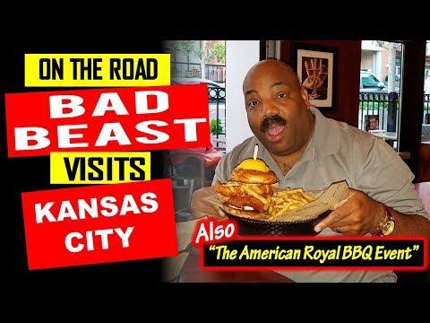 Bad Beast visits Kansas City & 2017 The American Royal