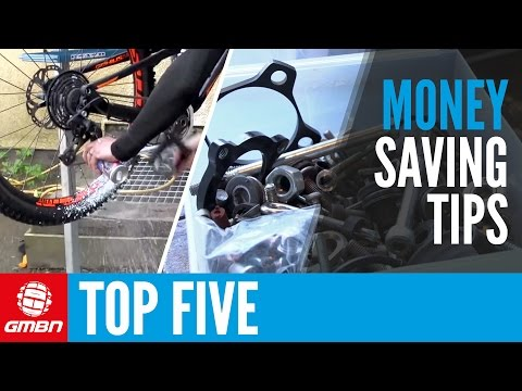 Top 5 Money Saving Tips For Mountain Biking