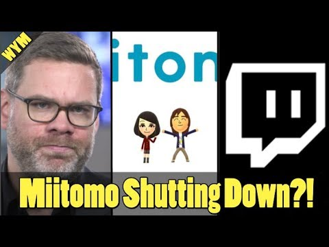 Miitommo Shutting Down, Bot Creators Pay Twitch 1.3 Million, NO Overwatch Code of Conduct