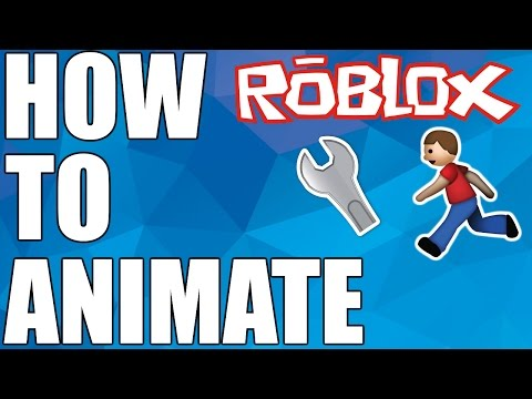How To Animate On Roblox - Learn how to use the Animation Editor Plugin