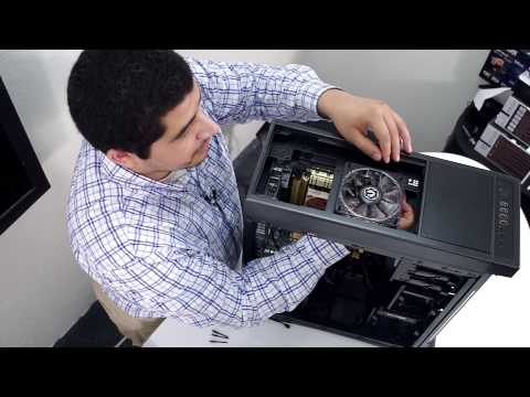 How-to install case fans