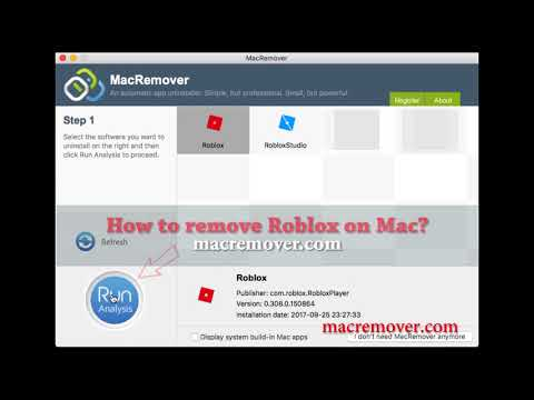 How To Remove Roblox on your macOS and Mac OS X?