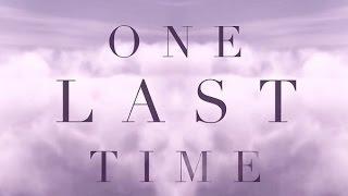 ONE LAST TIME COVER -Upasana Deka