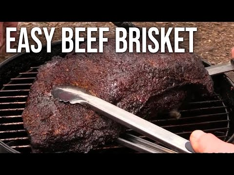Beef Brisket by the BBQ Pit Boys