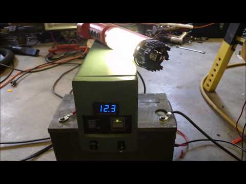 Converting a UPS to a power inverter to power Ham radio equipment