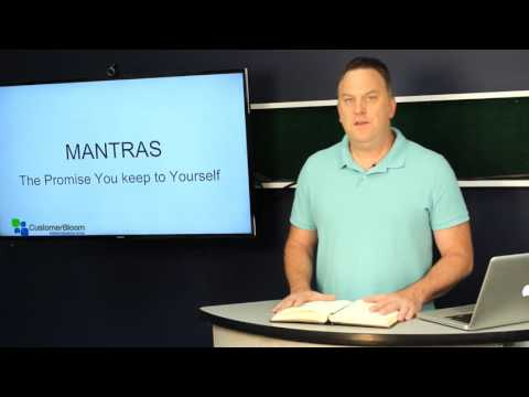 Mantras: The Promise You Keep To Yourself