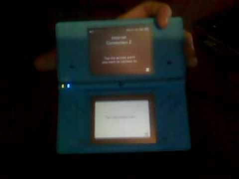 How to set up the Wireless Internet on the Nintendo DSi