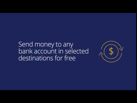 Send money home instantly and for free