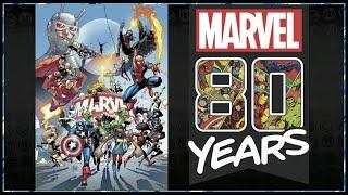 Marvel's 80th Anniversary Panel   D23 Expo
