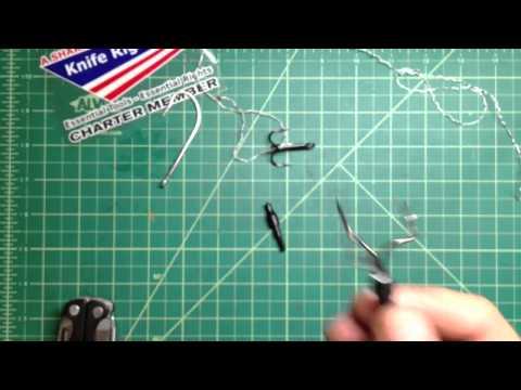 Homemade Fishing Arrow Head