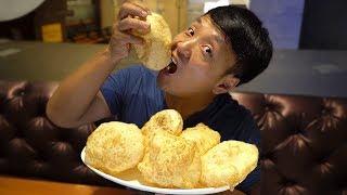 CHILI MOMOS(Dumplings) & INSANE Kebabs! Local Food Tour of Kolkata India