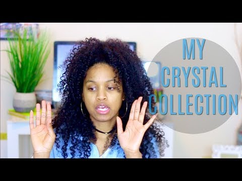 MY CRYSTAL COLLECTION FOR DEPRESSION + STABILITY 💎