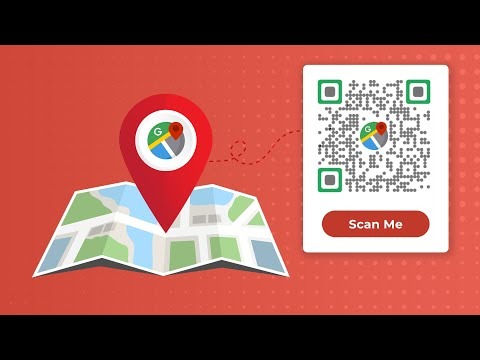 Google Maps QR Code: How to easily share your location via print media