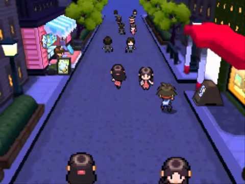 Pokemon Black/White 2 Walkthrough Part 10: Gettin' Game-Freaky