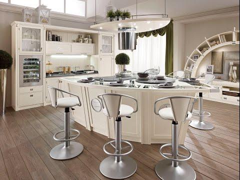 Kitchen Counter Stools – 12 Modern Ideas and Design Photos