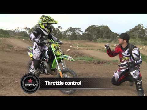 MXTV - Rider Tip - Beginner Jumps