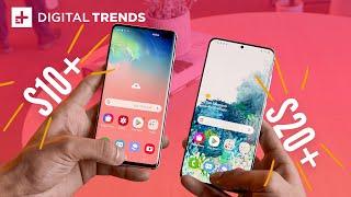 Samsung Galaxy S20 vs. Galaxy S10