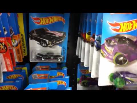 Hot Wheels Treasure Hunt at Safeway, its already May and these are still here