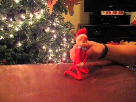 Elf On The Shelf Extreme Dance