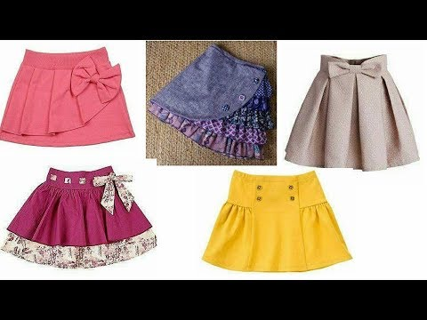 Kids Skirt ideas/Kids stylish skirts designs 2018/latest skirts designs 2018