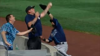 MLB Fan Interference