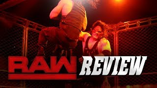 Raw Episode Vom 16102017 Wwe Raw Review