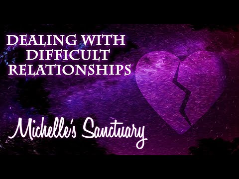 Healing Meditation: Free Yourself From Difficult, Negative, Toxic, & Dysfunctional Relationships