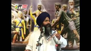 Katha   Saka Sirhind   Bhai Pinderpal Singh Ji
