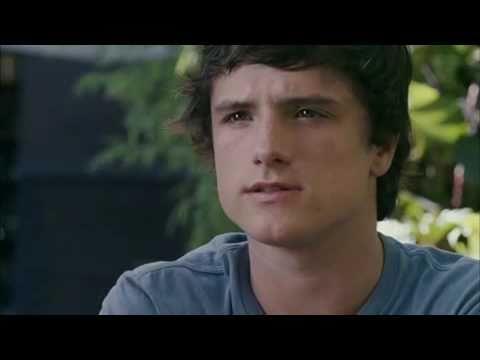 Josh Hutcherson as 'Peeta' for Hunger Games Movie