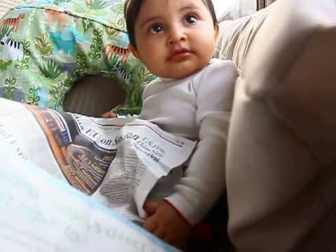 Arianna (9 months)