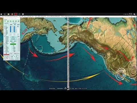 6/11/2018 -- Direct Earthquake forecast hit + West Coast USA under watch in Southern California