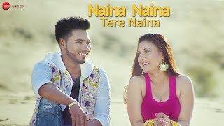 Naina Naina Tere Naina - Official Music Video | Saurav Raj & Apurwa Bit