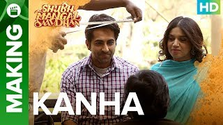 Shubh Mangal Saavdhan | Making of Kanha Video Song | Ayushmann Khurrana & Bhumi Pednekar