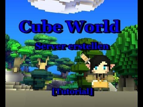 Cube World Server erstellen mit Hamachi [Tutorial] [German]