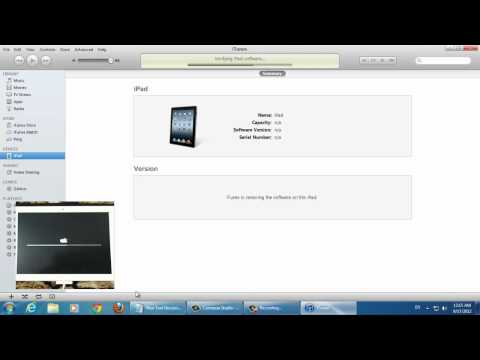 How to fix a disabled/forgotten password on IPad ,IPhone and IPod