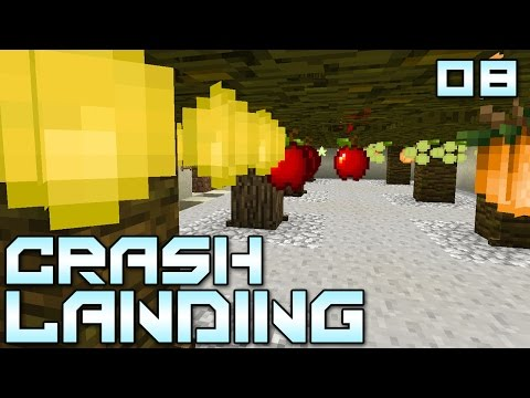 Minecraft Crash Landing 08 -