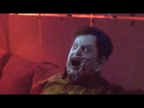 This Is the End 3-D Maze Highlights, Halloween Horror Nights 2015, Universal Studios Hollywood