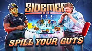 SIDEMEN SPILL YOUR GUTS OR FILL YOUR GUTS