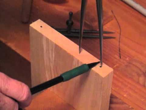 Dovetail Layout with Dividers, Directors Cut