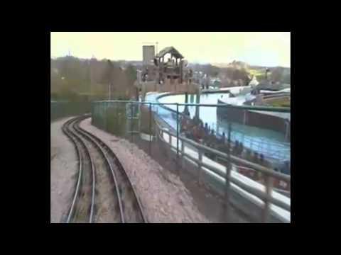 Legoland Windsor Hill Train POV