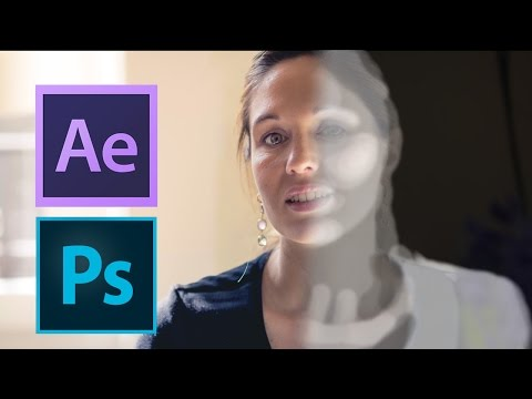 AE Tutorial - Give Stills Perspective with 2.5D Parallax and Displacement map