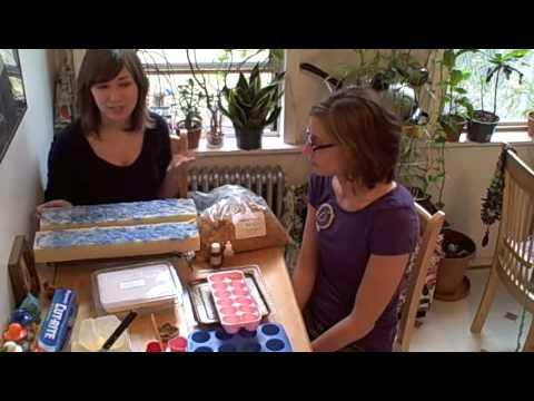 How to: Melt & Pour Soap Wedding Favors